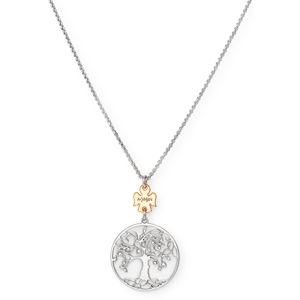 Amen Originální stříbrný náhrdelník Tree of Life CLALABR3