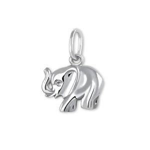 Brilio Silver Stříbrný přívěsek Slon 441 001 01578 04