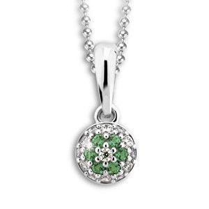 Cutie Jewellery Přívěsek C2150-40-X-2 růžová