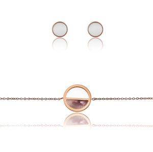 Emily Westwood Sada ocelových šperků WS035R