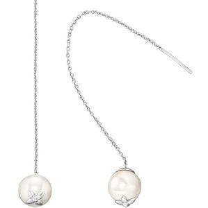 Engelsrufer Stříbrné náušnice s perlou ERE-PE01-LH
