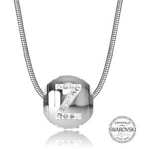 Levien Ocelový náhrdelník písmeno Z CLET-Z LE0070