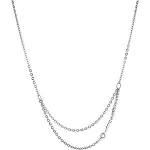 Liu.Jo Elegantní ocelový náhrdelník LJ1315