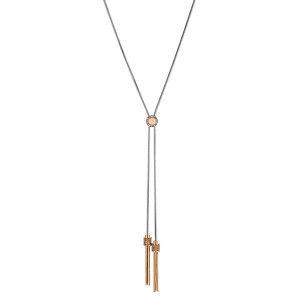 Liu.Jo Ocelový náhrdelník LJ1329