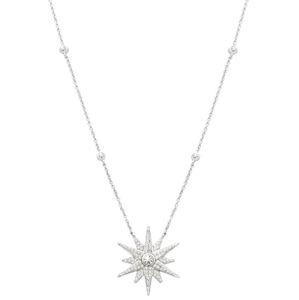 Morellato Stříbrný náhrdelník s hvězdou Pura SAHR02