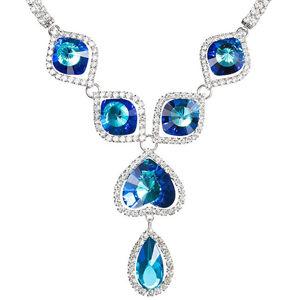 Preciosa Luxusní náhrdelník Beatrice 2998 46