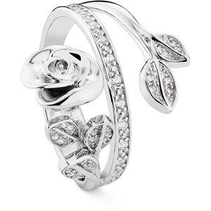 Rosato Stříbrný prsten Messaggi RMH32 54 mm