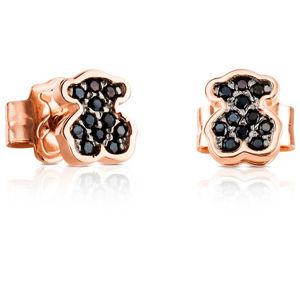 Tous Luxusní drobné medvídkové náušnice se spinely 414933500 - SLEVA