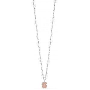 Tous Stříbrný náhrdelník s medvídkem 215434550 (řetízek, přívěsek)